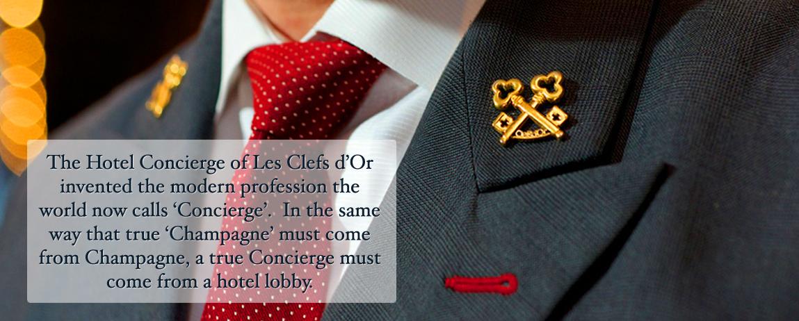 Concierge definition