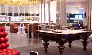 Virgin Airport Lounge