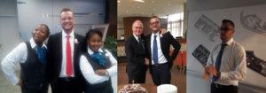 Anton Rademeyer, General Manager City Lodge Hotel Newtown, Johannesburg