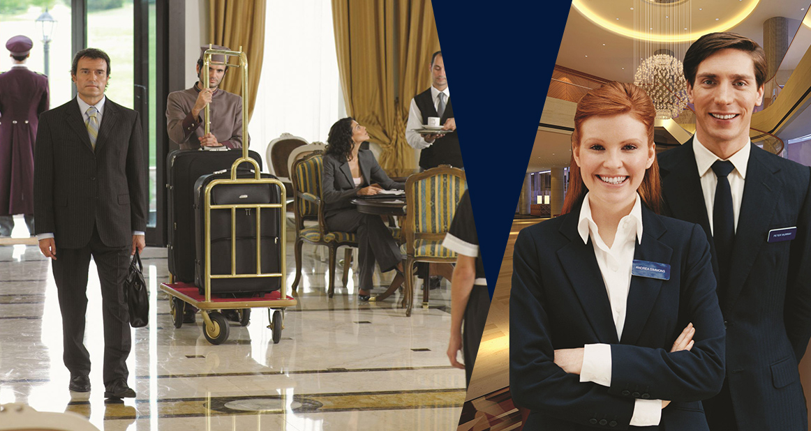 Who is a Front Office Manager? | International Hotel School
