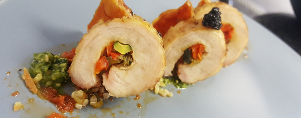 Pork Belly Roulade