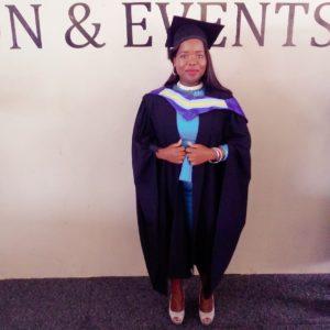Alumni Student Nosihle Langa